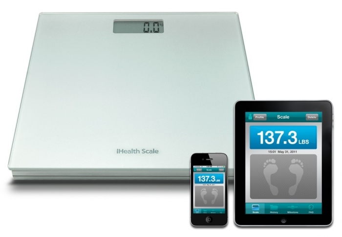 iHealth HS3 Wireless Scale.