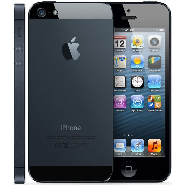 2-Apple-iPhone5-Black