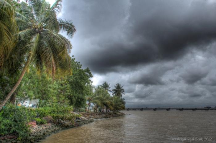 Abidjan-Cote-dIvoire-River