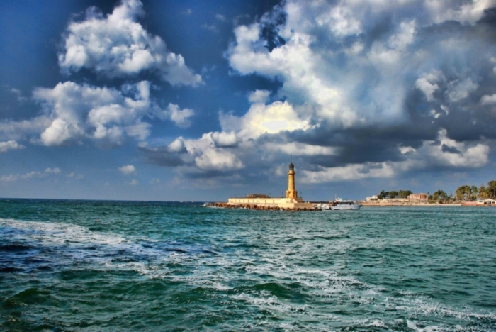 Alexandria, Egypt light house 7