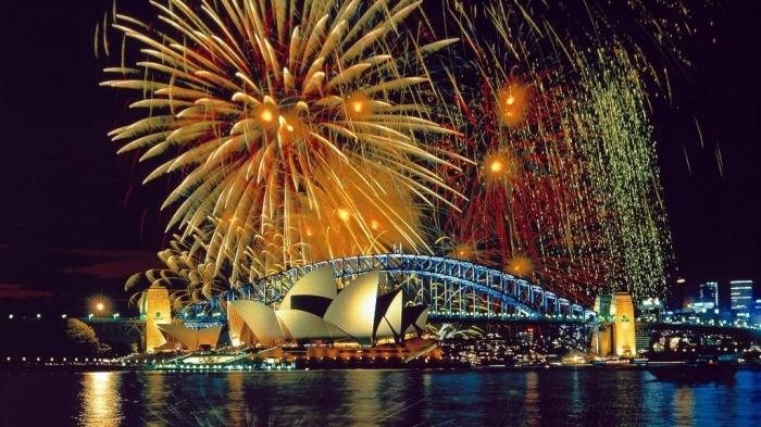 Australia Sydney-Australia-New-Year