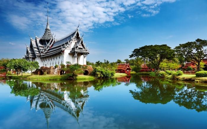 China-houses