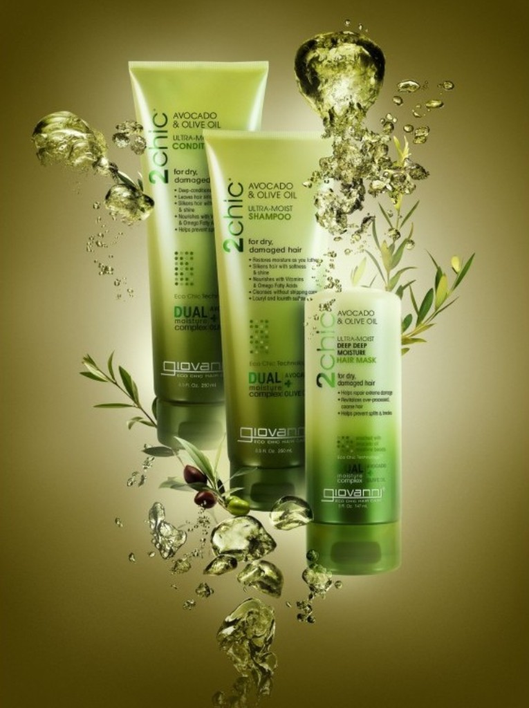 Giovanni 2Chic Ultra-Moist Shampoo