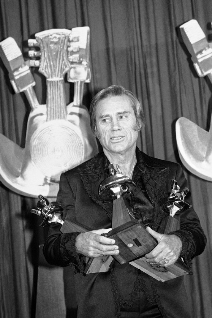 He Stopped Loving Her Today - George Jones .