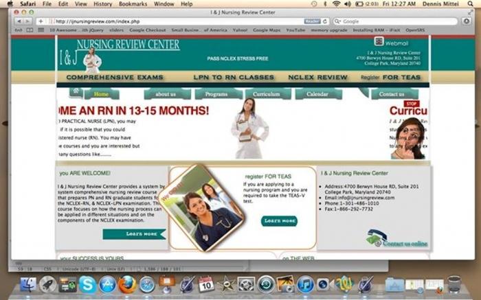 Julius Nursing Review Center