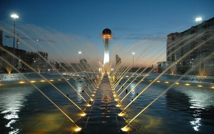 Kazakhstan The Bayterek Tower