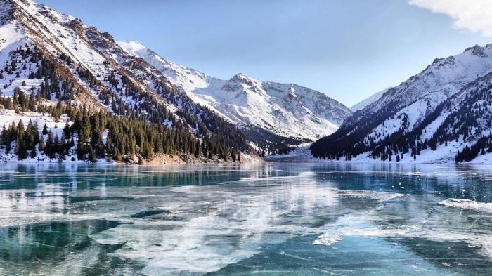 Kazakhstan ice-lake-almaty-province-kazakhstan-wallpaper-hd1