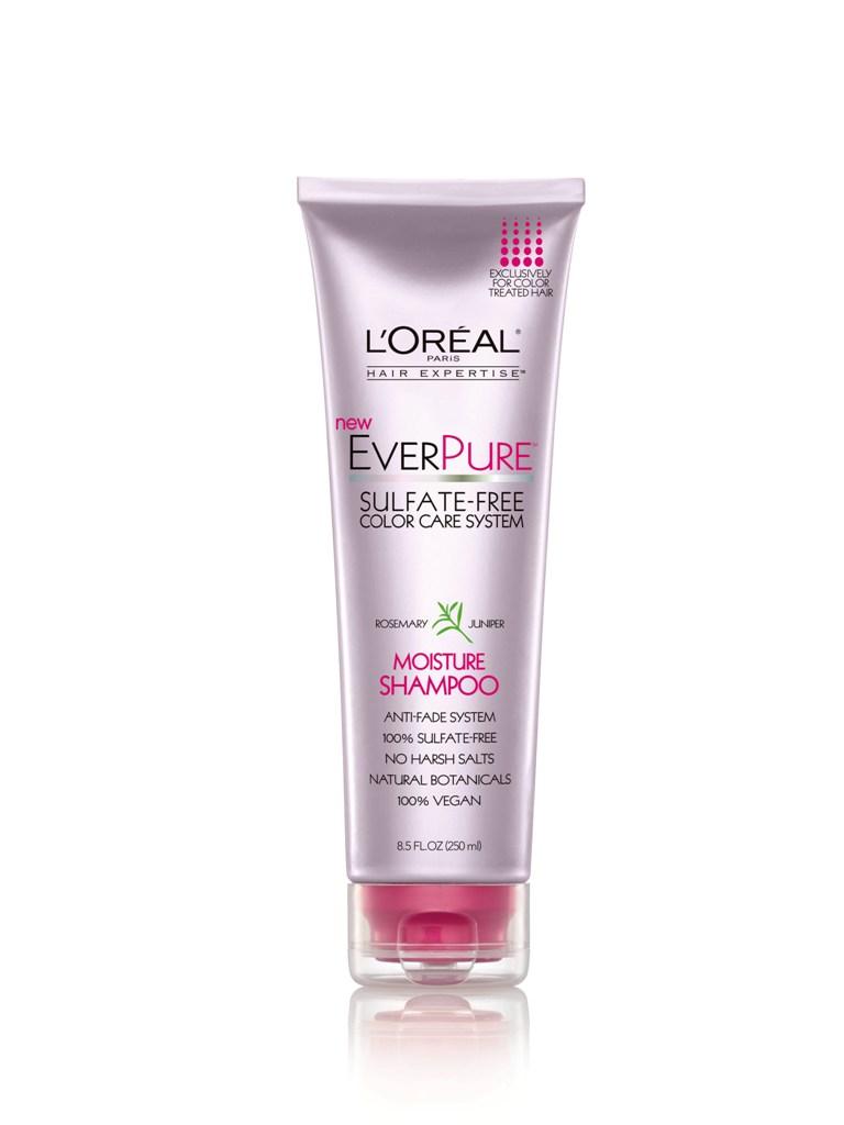 L'Oreal Paris EverPure Sulfate-Free Color Care System Moisture Shampoo