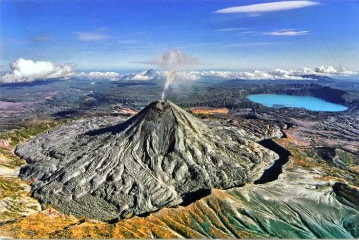 RUSSIA - Kamchatka - Karymsky Volcano
