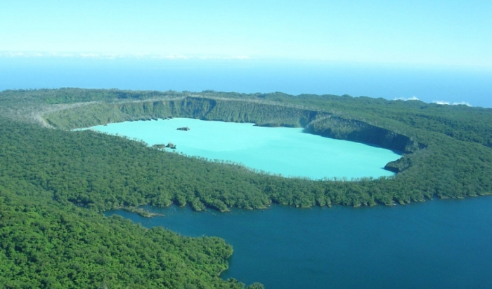 Vanuatu Lake Vui penama
