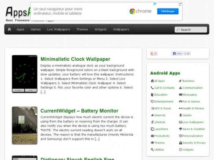 that best sites to get free android apps the technology IHC