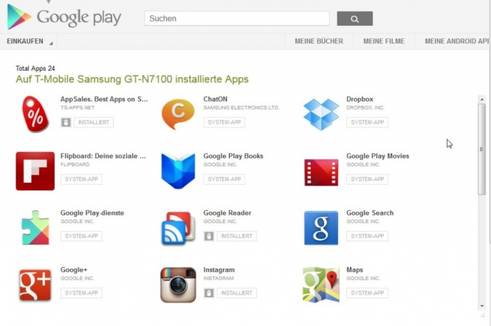 google-play-apps-on-one-page