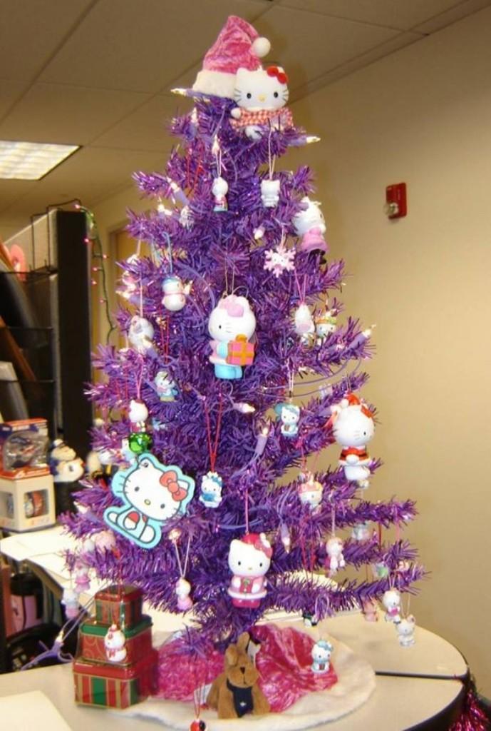 2013 christmas tree topper purple christmas tree topper for 2013 hello kitty christmas tree topper-f86320