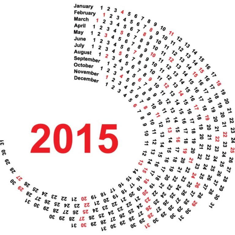 923-circle-shape-2015-Vector-Calendar-template