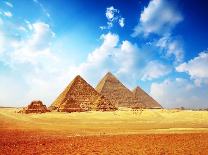 Pyramids-Egypt-