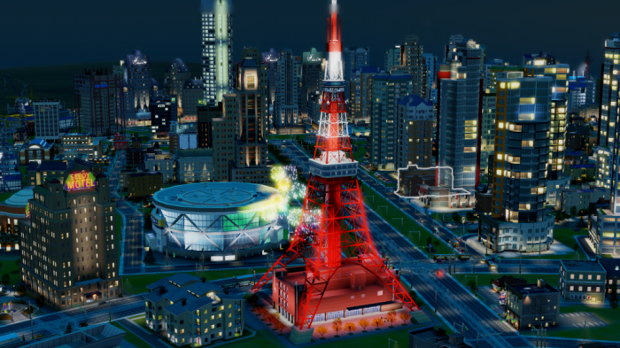 SimCity-Tokyo-Tower