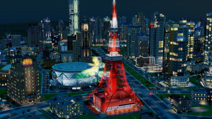 SimCity-Tokyo-Tower