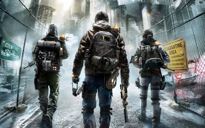 Tom-Clancys-The-Division-2015-Game-Wallpaper