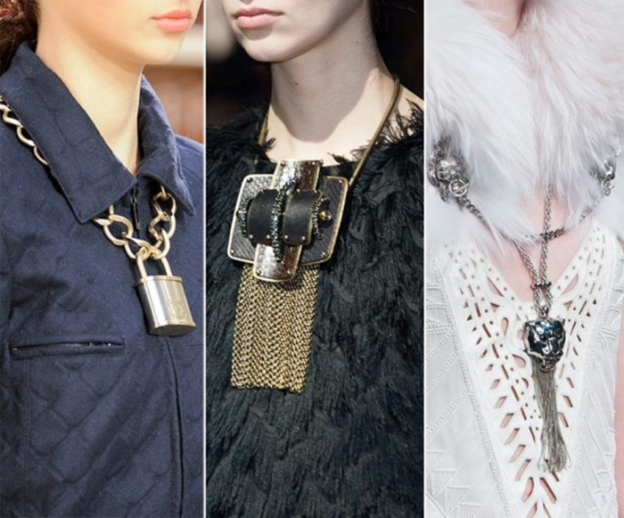 Jewelry Trends Fall Winter