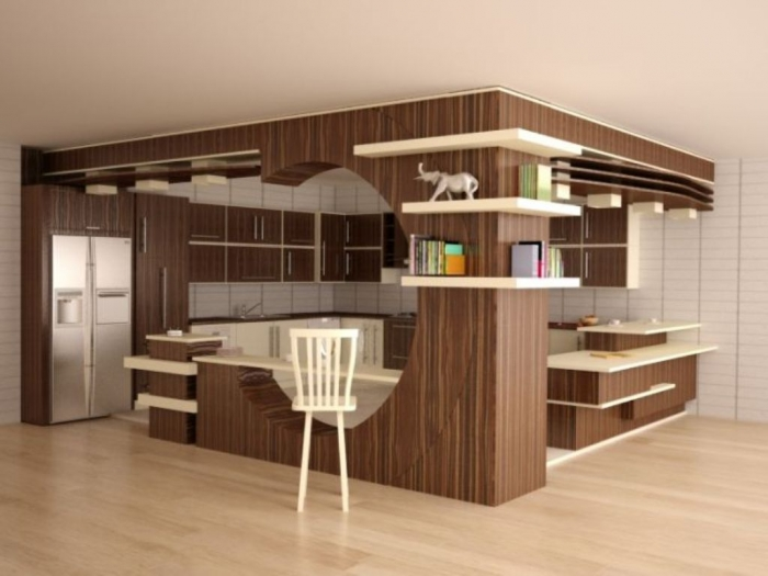 Top 10 hottest future trends of kitchen designs 2017 Latest kitchen designs photos