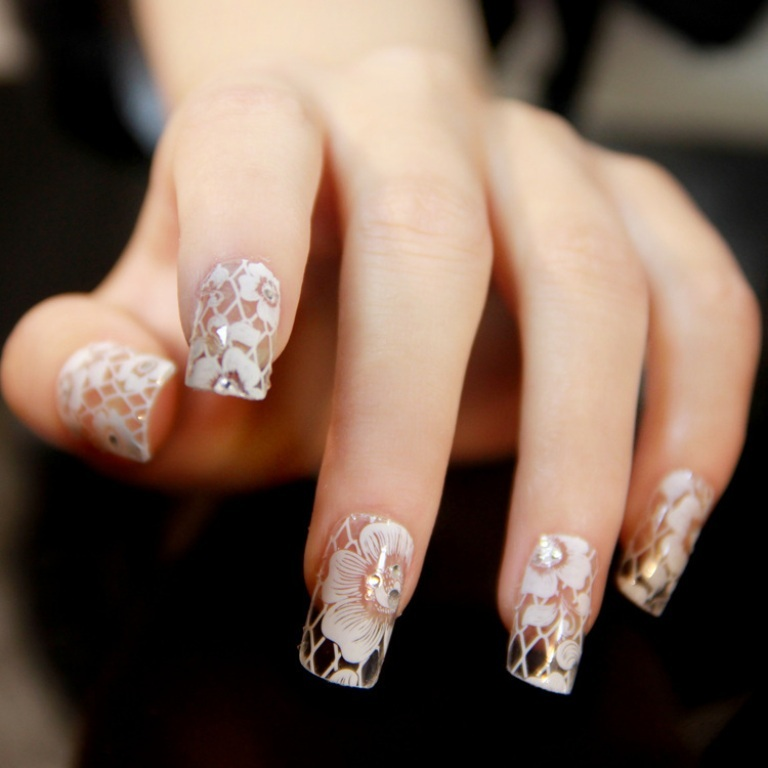 -2-new-fashion-designs-for-choose-lace-Transparent-x-1pack-nails-art-stickers-DIY-decorations