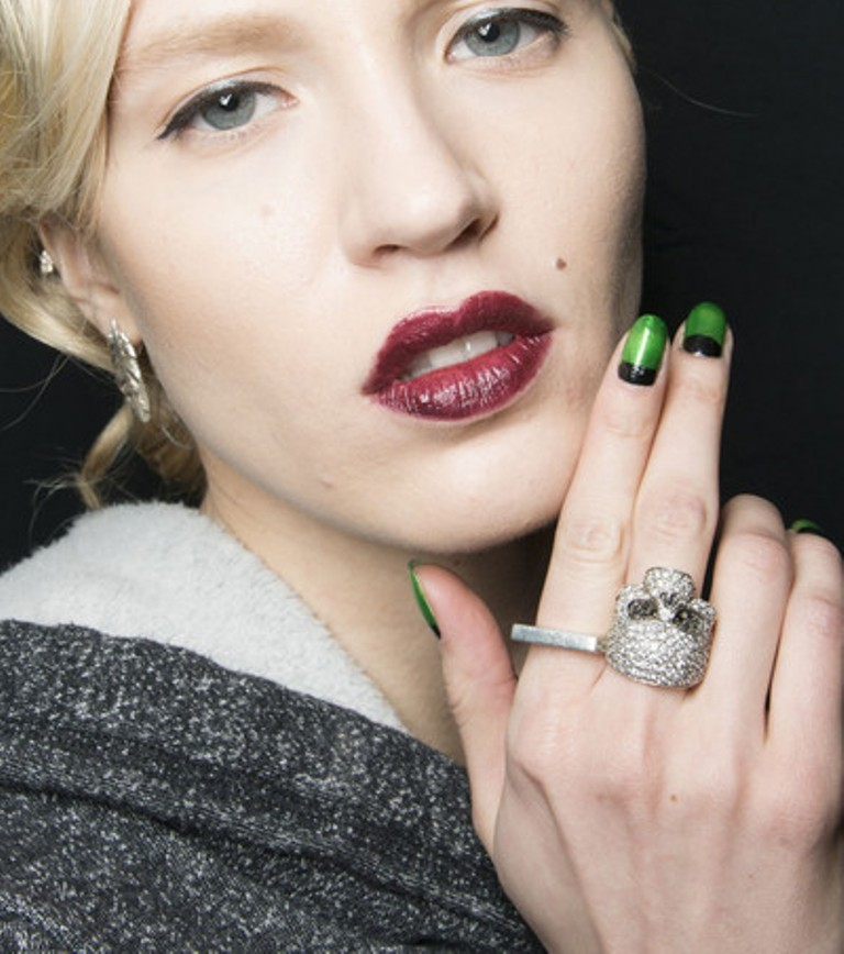 Nail Color Trend: 2014-Fall-Winter-2015-Nail-Polish-Trends-12