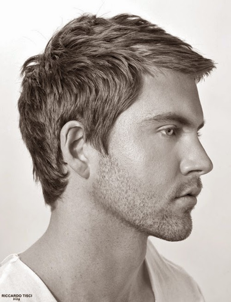 2015 Mens Haircuts Hairstyles Trends Fashion Style Guys 2