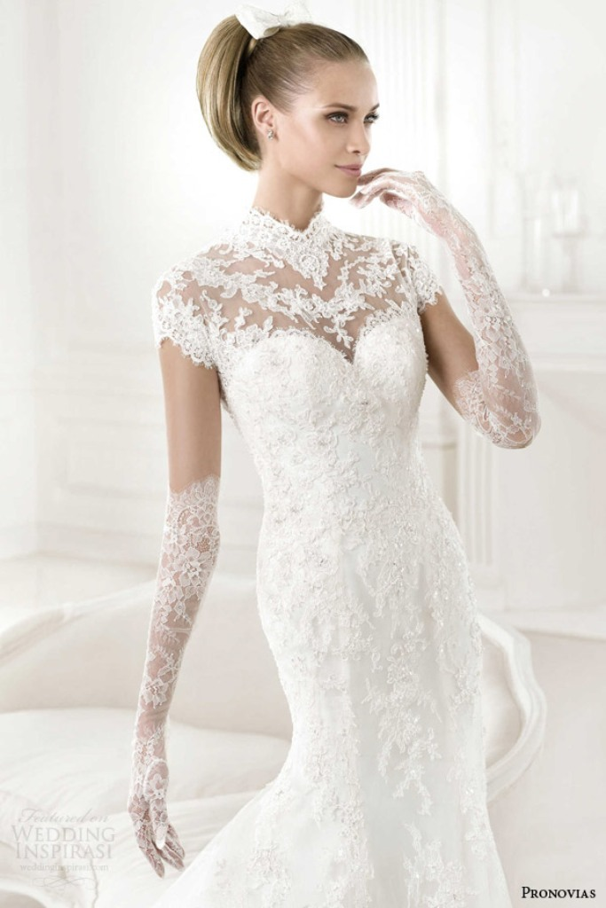 3b4ba__pronovias-2015-pre-babet-wedding-dress-short-sleeve-turtle-neck-lace-top-gloves