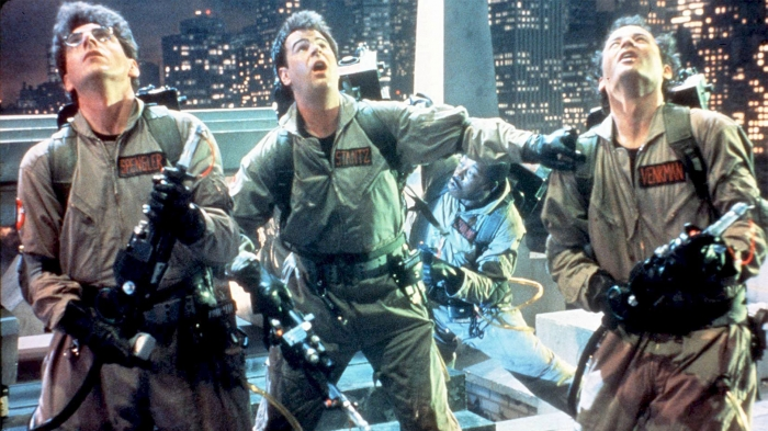 7                                                      ghostbusters