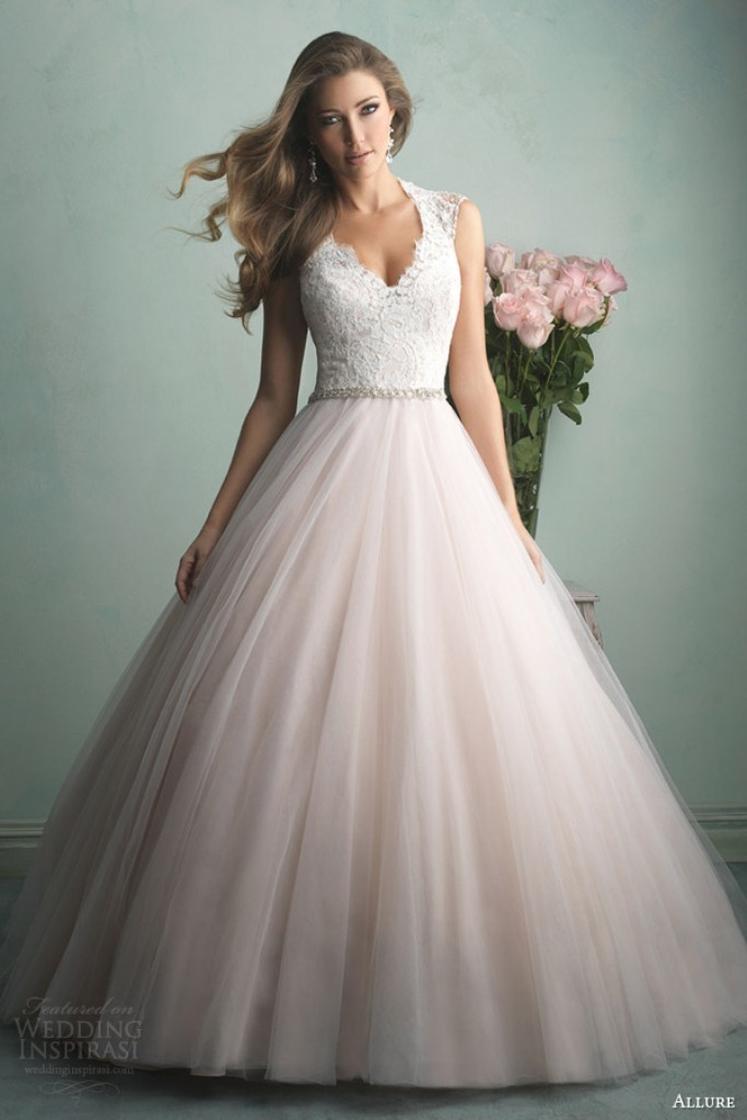 8100e__08002__allure-bridals-fall-champagne-pink-color-wedding-dress-style