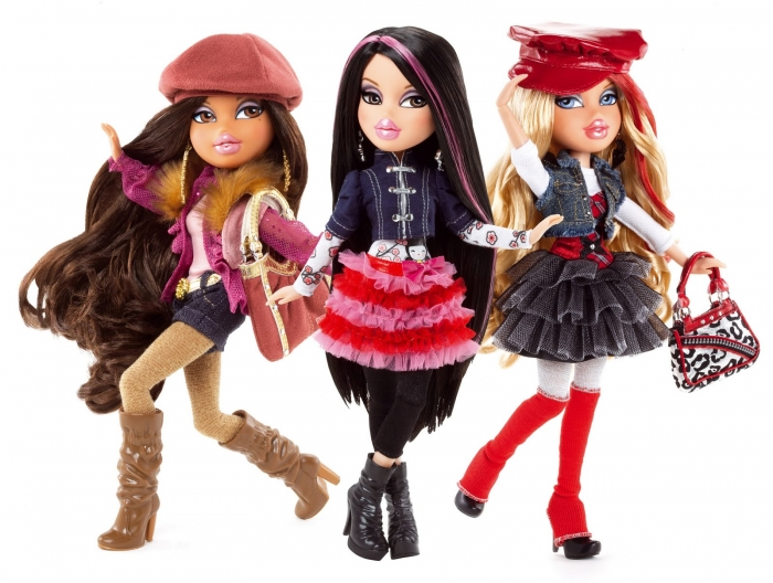 9                              BRATZ PARTY grupo