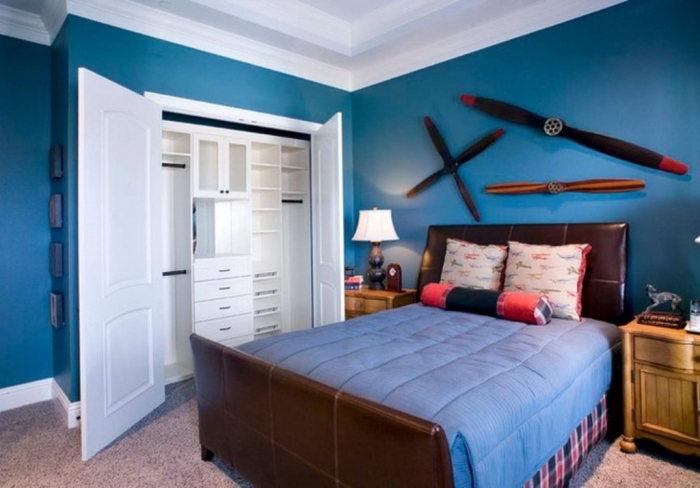 Blue-Kids-Bedroom-Color-Schemes