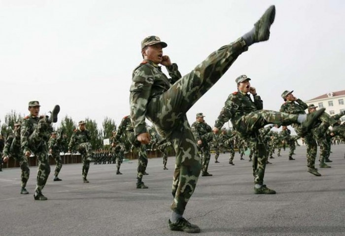 Chinas-militaryto-hold-exercises-involving-40000-troops2