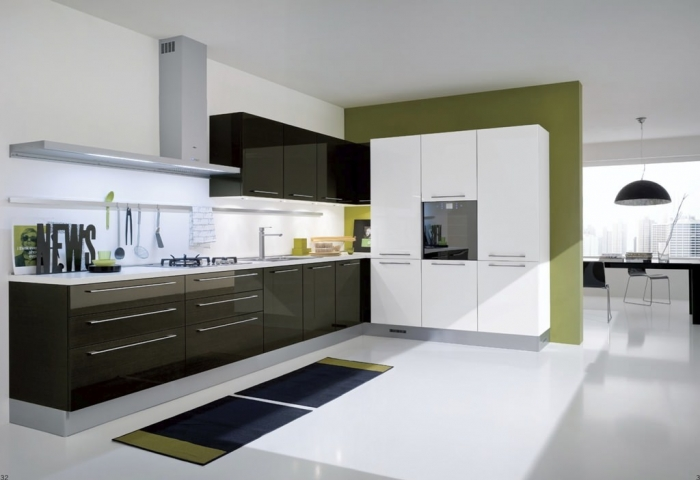 Contemporary-Kitchen-Cabinets