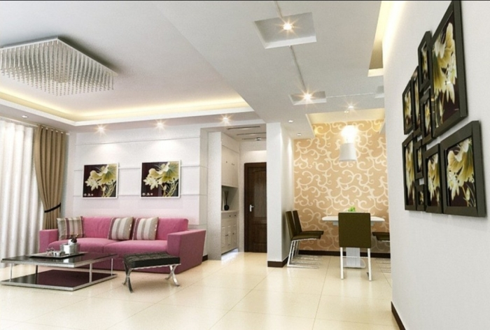 Contracted-sitting-dining-room-design