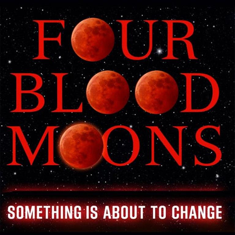 2014 2015 Blood Moons