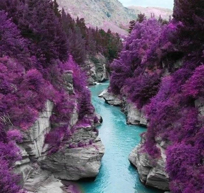Glen Brittle in Isle of Skye, Scotland