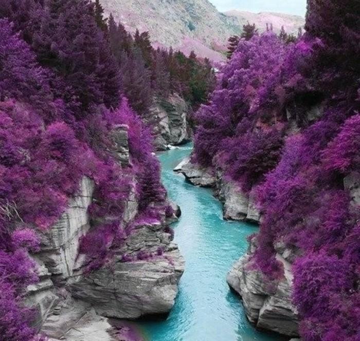 Glen Brittle in Isle of Skye, Scotland
