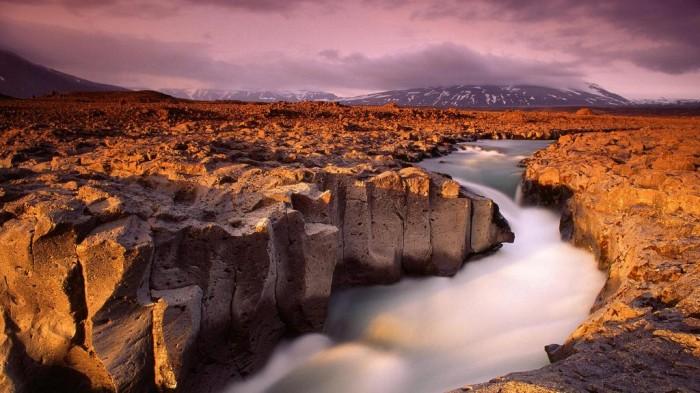 Kaldidalur-Iceland