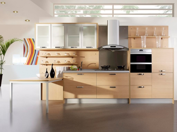 Kitchen-Modern-Cabinets