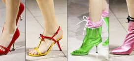 Top 10 Shoe Trends for Women in 2015-2016