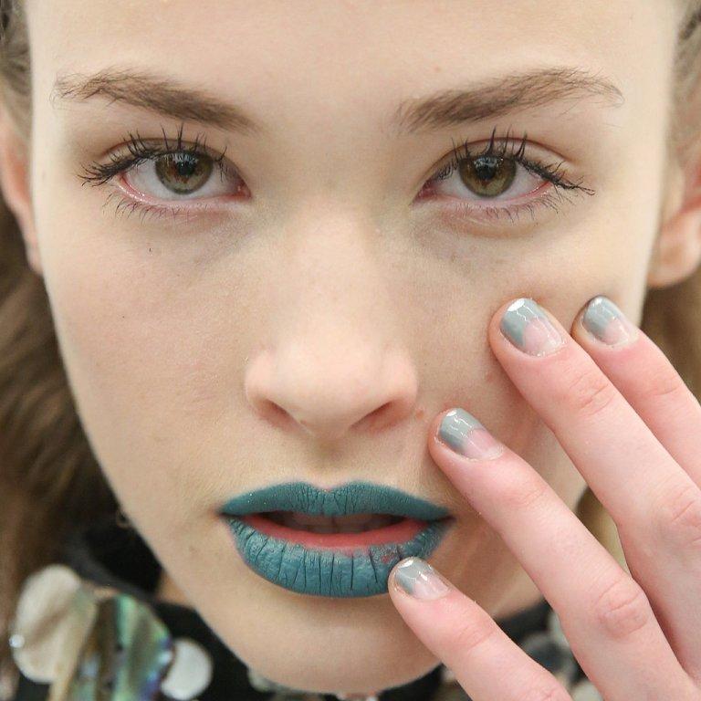 Fall Nail Trends: Nail-Polish-Trends-Fashion-Week-Fall-2013