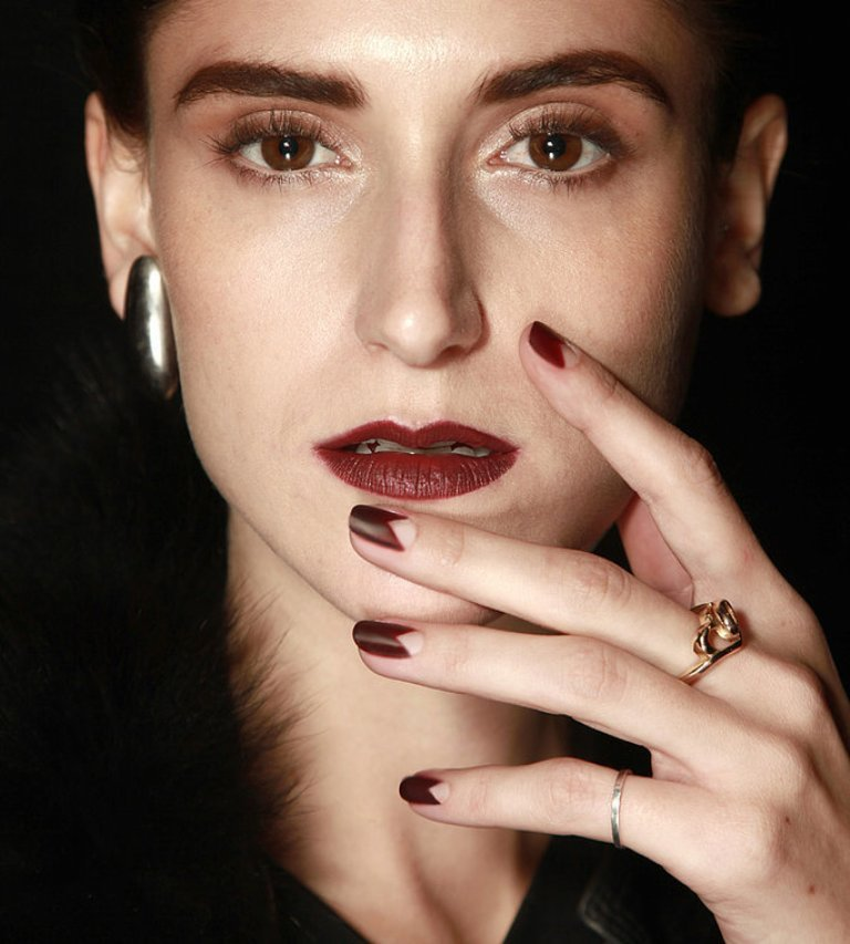 Nail-Trends-Fall-2014-New-York-Fashion-Week