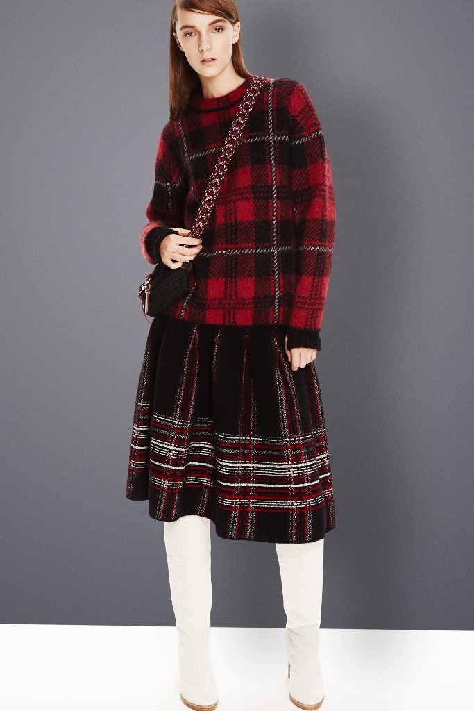 Plaid-and-Tartan-Sweaters-2014-2015-For-Women-1