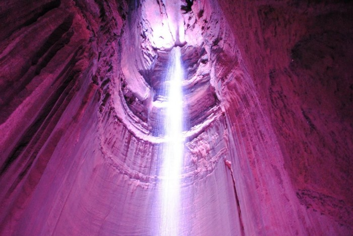 Ruby Falls - Chattanooga, Tennessee