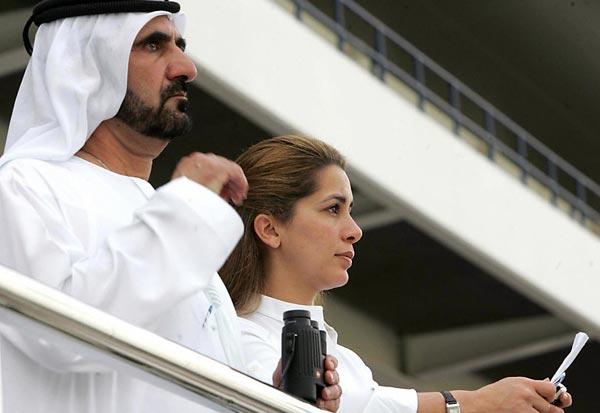 Sheikh-Mohammed-bin-Rashid-Al-Maktoum-and-Princess-Salama