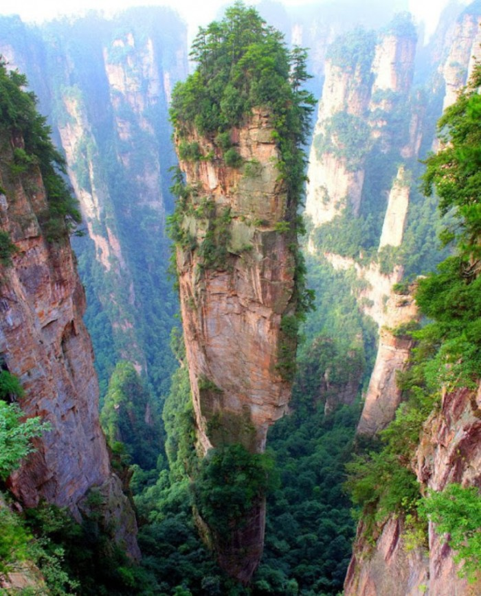 Split Pinnacle – Hunan, China
