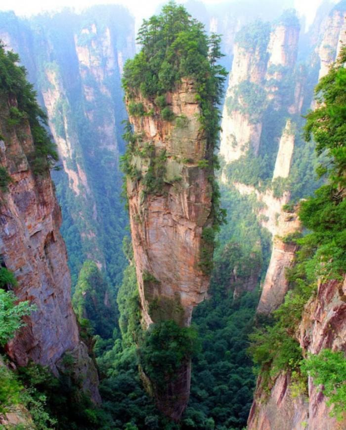 Split Pinnacle – Hunan, China