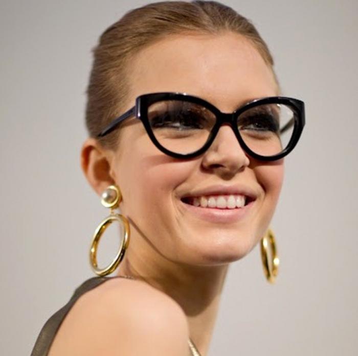 Latest Trends In Eyeglass Frames 2014 : trending