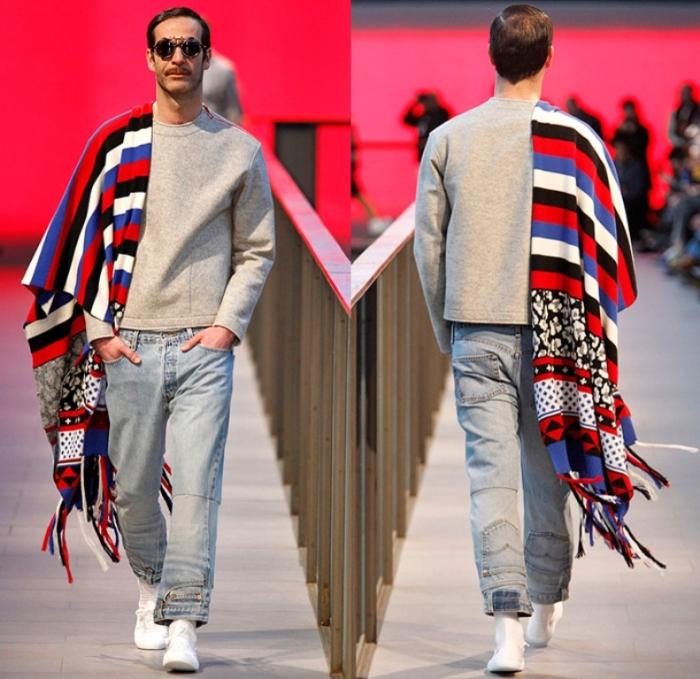 brain-beast-spain-080-barcelona-2014-2015-fall-autumn-winter-fashion-mens-runway-denim-jeans-reverse-ethnic-stripes-holes-gauchos-coat-leopard-heart-01x